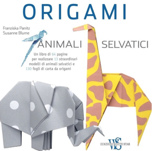 Illustration für Origami – Wilde Tiere